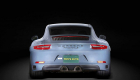 Porsche, rear side.